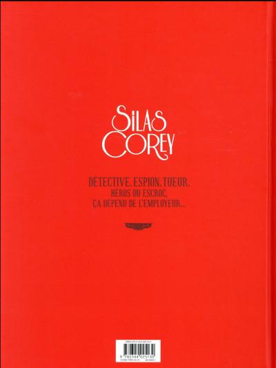 Dos Silas Corey - intégrale tome 1