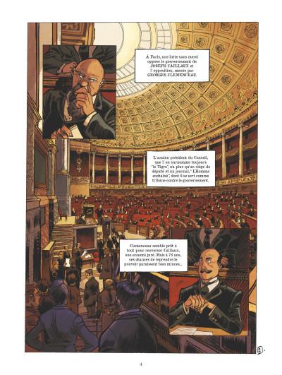 Page 3 Silas Corey - intégrale tome 1