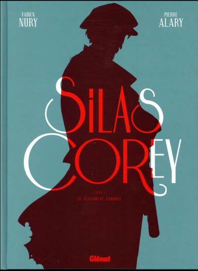 Couverture Silas Corey - intégrale tome 2