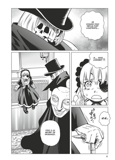 Page 7 Gunnm - Mars chronicle tome 4