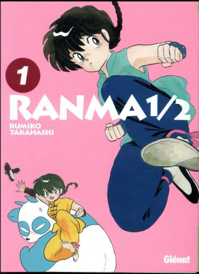 Couverture Ranma 1/2 - édition originale tome 1