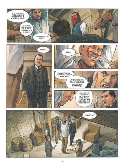 Page 3 Agata tome 1