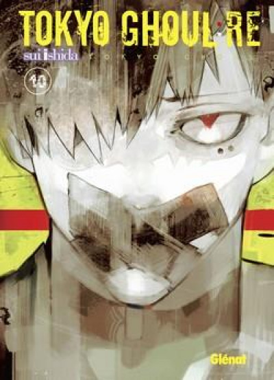 Couverture Tokyo ghoul RE tome 10