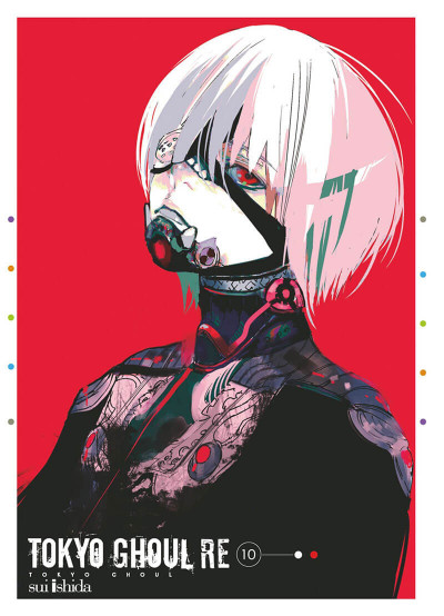 Page 1 Tokyo ghoul RE tome 10