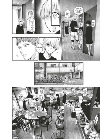 Page 6 Tokyo ghoul RE tome 10