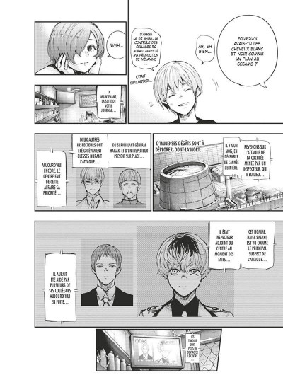 Page 8 Tokyo ghoul RE tome 10