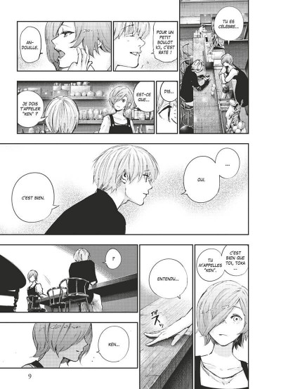 Page 9 Tokyo ghoul RE tome 10