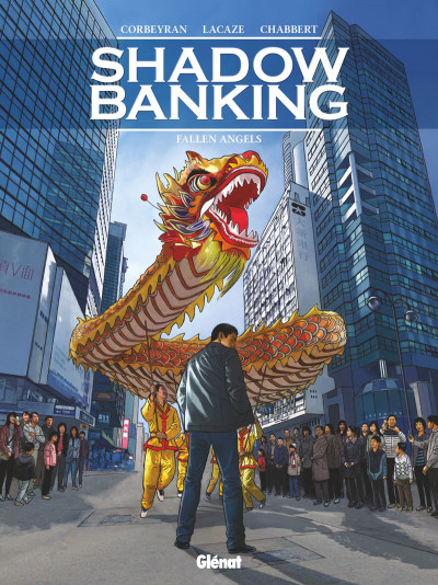 Couverture Shadow banking tome 5