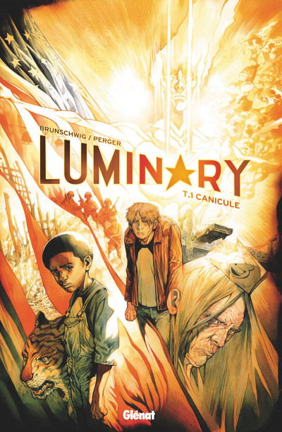 Couverture Luminary tome 1
