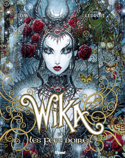 Couverture Wika - édition collector tome 2