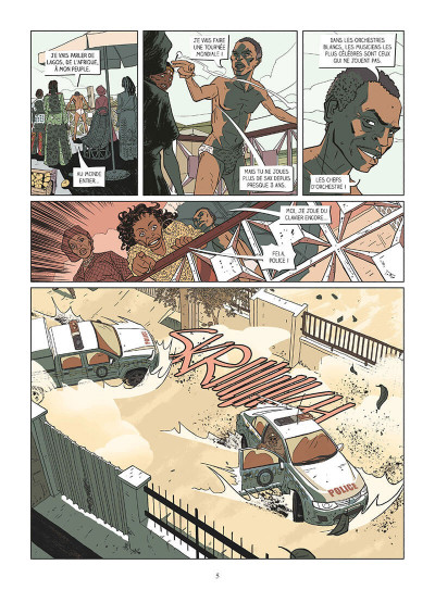 Page 4 Fela back to Lagos