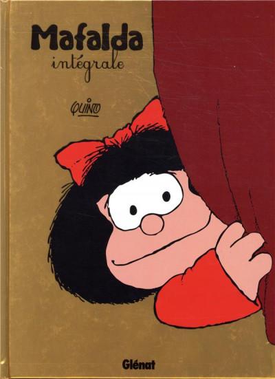Couverture Mafalda - intégrale