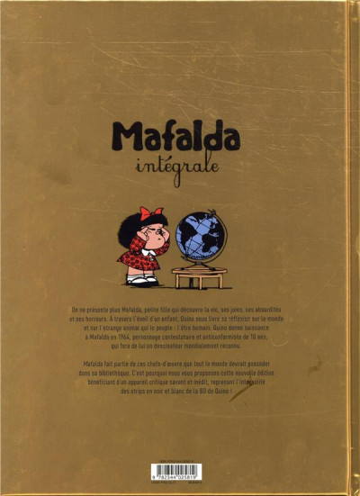 Dos Mafalda - intégrale
