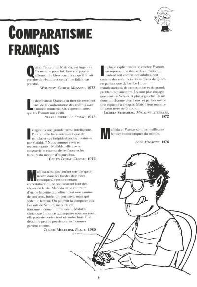 Page 1 Mafalda - intégrale