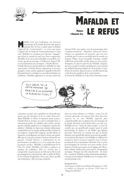 Page 4 Mafalda - intégrale