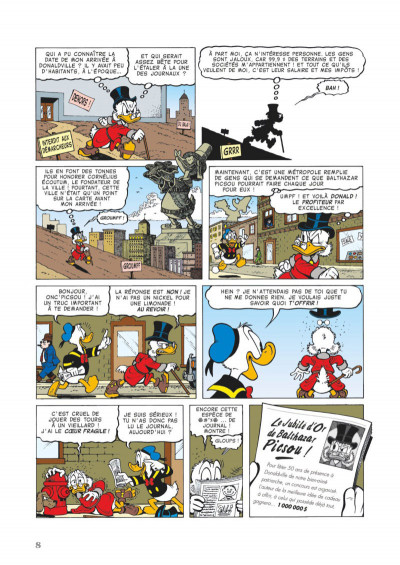 Page 2 Balthazar Picsou - L'encyclopédie