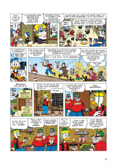 Page 3 Balthazar Picsou - L'encyclopédie