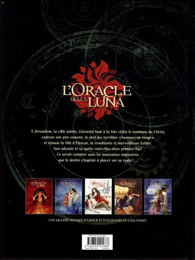 Dos L'oracle della luna tome 5