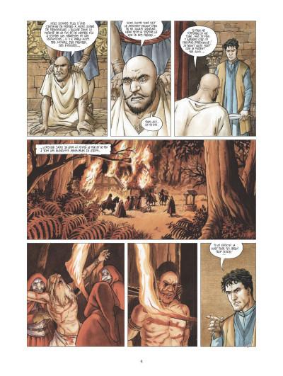 Page 2 L'oracle della luna tome 5