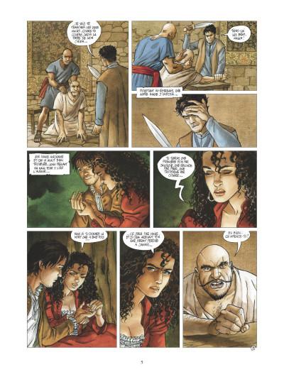 Page 3 L'oracle della luna tome 5