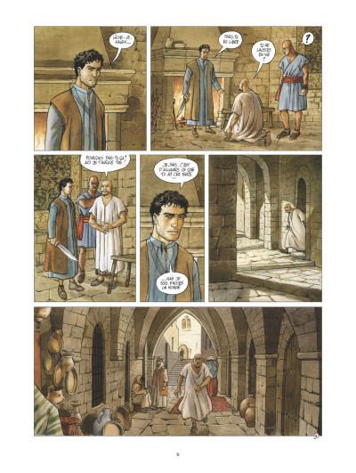 Page 4 L'oracle della luna tome 5
