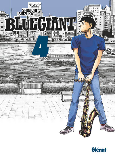Couverture Blue giant tome 4