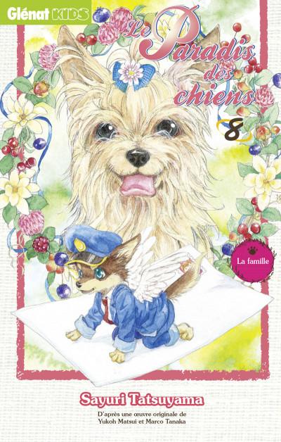 Couverture Le paradis des chiens tome 8