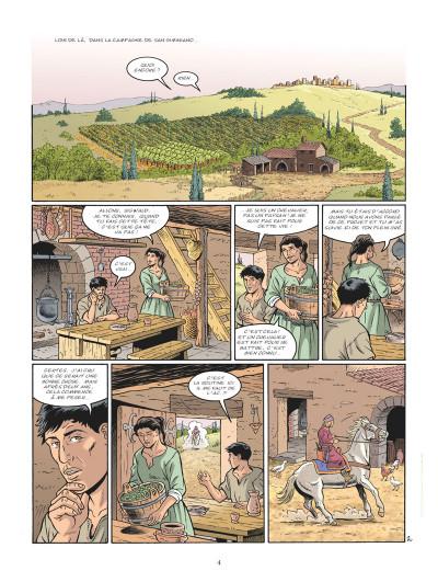 Page 2 Les aigles décapitées tome 29