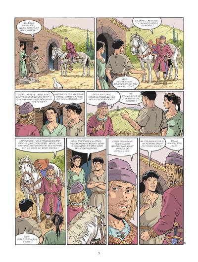 Page 3 Les aigles décapitées tome 29