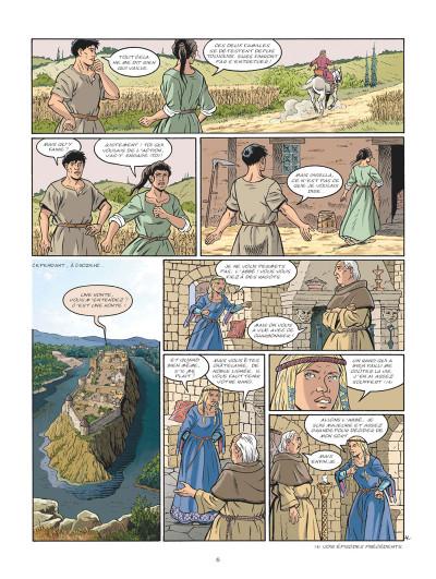 Page 4 Les aigles décapitées tome 29