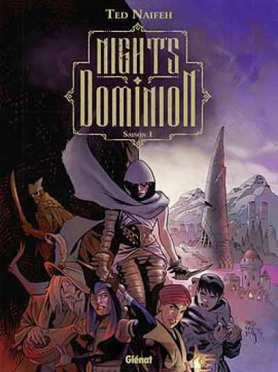 Couverture Nights dominion tome 1