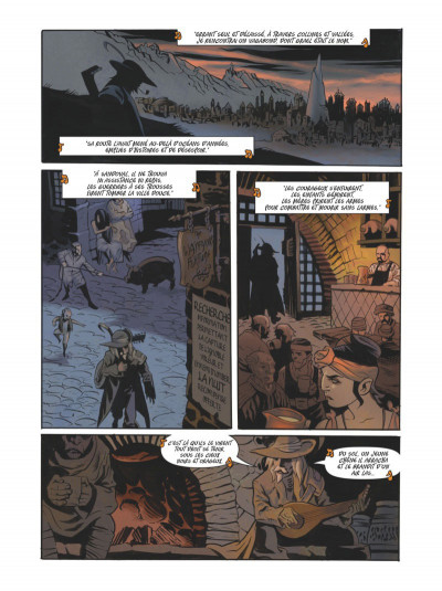 Page 1 Nights dominion tome 1
