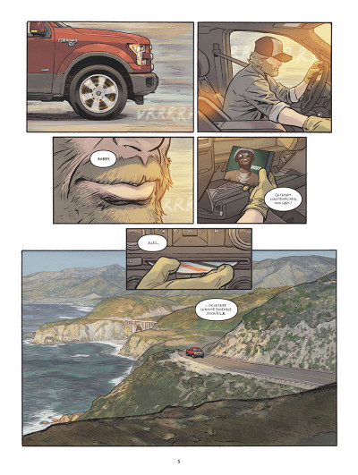 Page 8 Les dominants tome 1