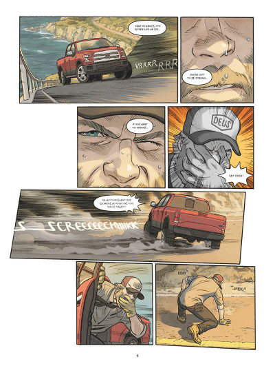 Page 9 Les dominants tome 1