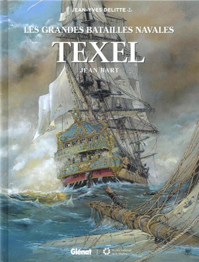 Couverture Les grandes batailles navales - Texel