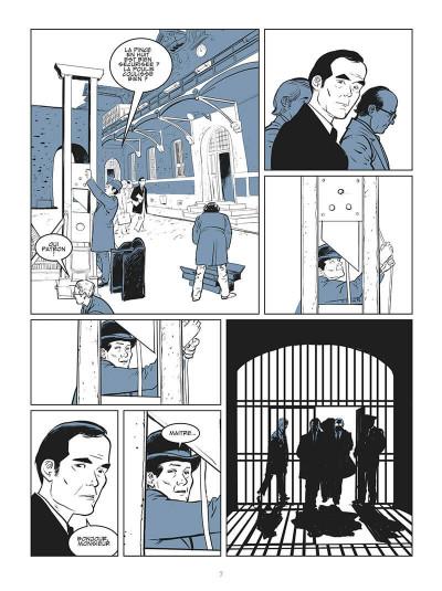 Page 3 L'abolition - le combat de Robert Badinter