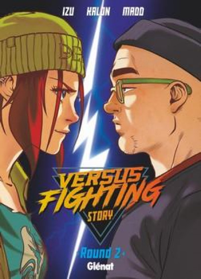 Couverture Versus fighting story tome 2