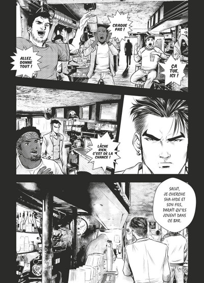 Page 5 Versus fighting story tome 2