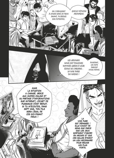 Page 8 Versus fighting story tome 2