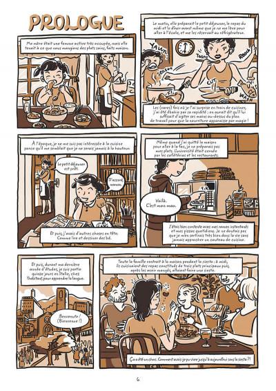 Page 7 Cook korean ! - La cuisine coréenne en BD