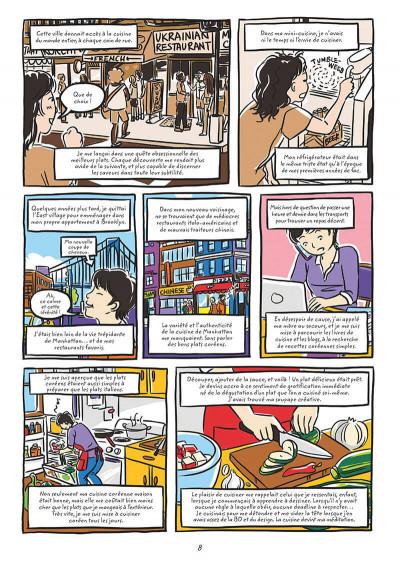Page 9 Cook korean ! - La cuisine coréenne en BD