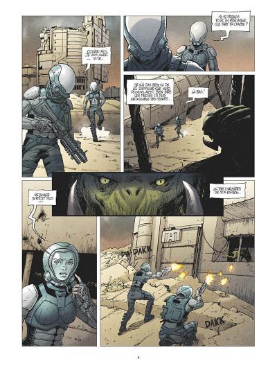 Page 7 Oliver Page & les tueurs de temps tome 1