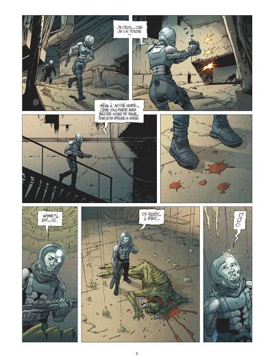 Page 8 Oliver Page & les tueurs de temps tome 1