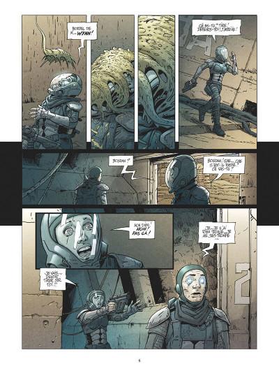 Page 9 Oliver Page & les tueurs de temps tome 1