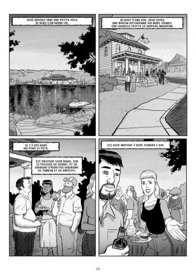 Page 1 L'ascension du maître du donjon