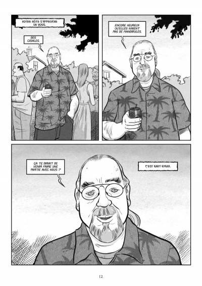 Page 3 L'ascension du maître du donjon