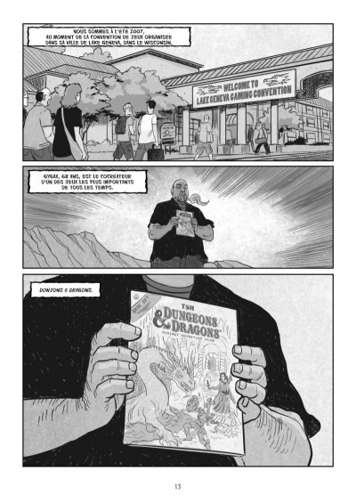 Page 4 L'ascension du maître du donjon