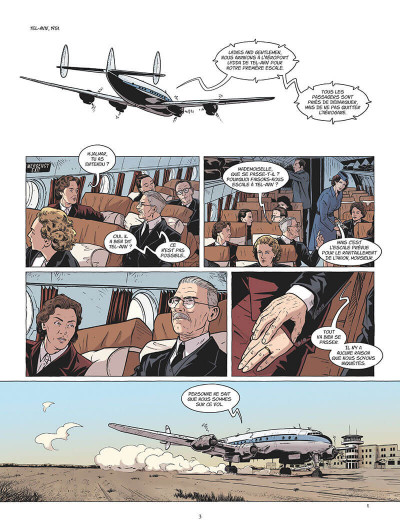 Page 4 Le banquier du reich tome 1
