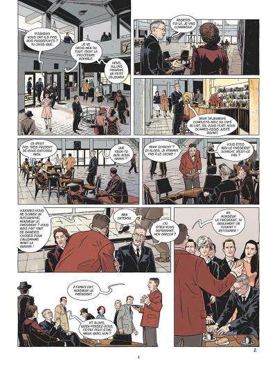 Page 5 Le banquier du reich tome 1