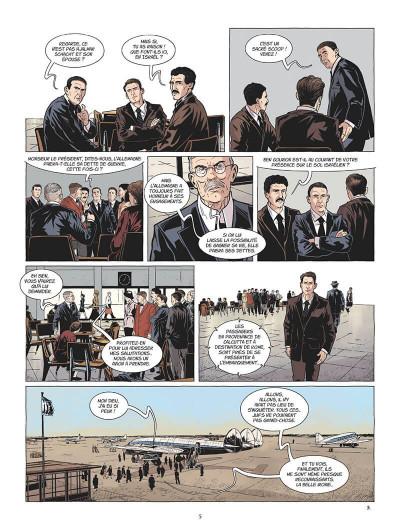 Page 6 Le banquier du reich tome 1